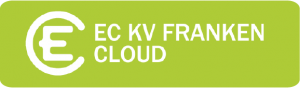 KV Franken Cloud Button