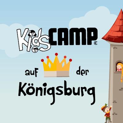 Icon vom Kidscamp 2021